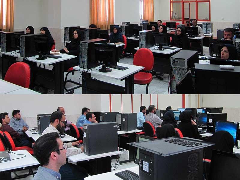 برگزاری کارگاه آموزشی وب سنجی و بهينه سازی وبسايت