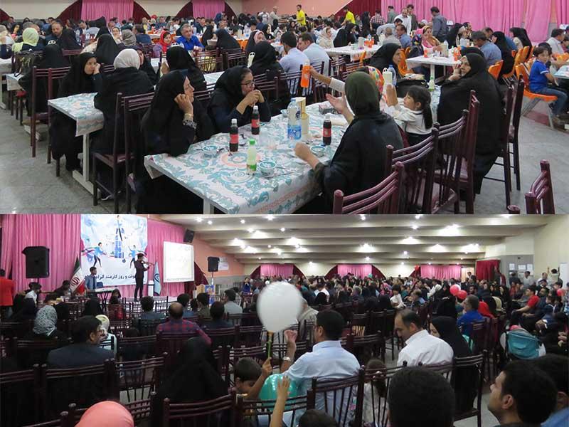 مراسم گراميداشت هفته دولت و روز کارمند در دانشگاه دامغان برگزار شد.